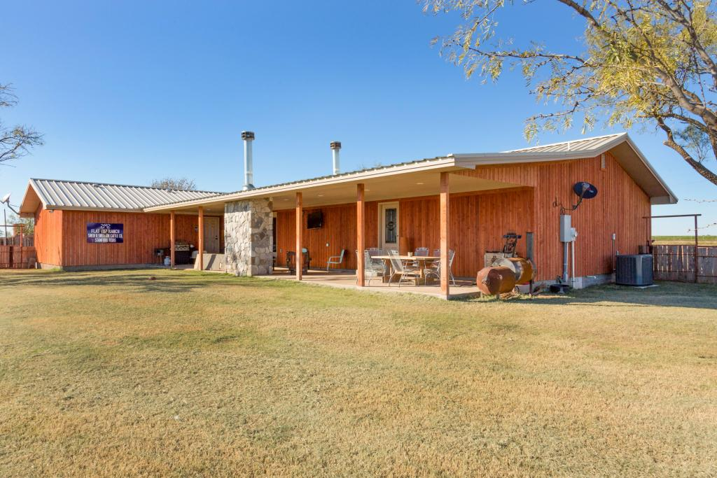 Swenson Family Flat Top Ranch