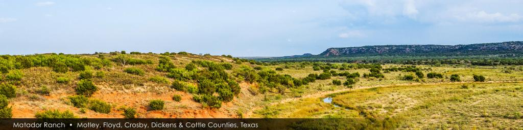 The Matador Ranch  |  Texas