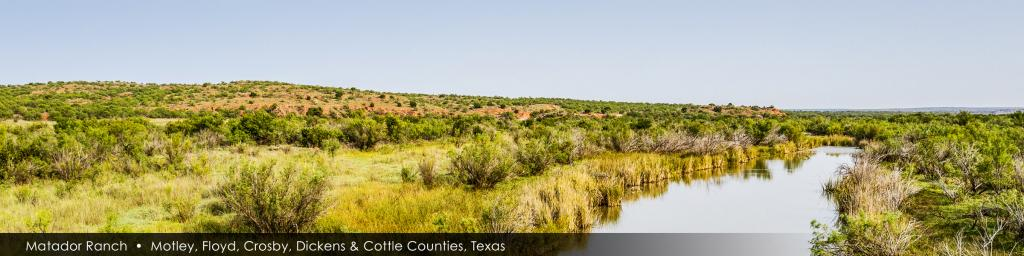 The Matador Ranch  |  Texas  |  Water
